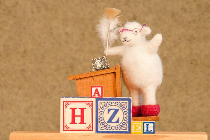 Hazelblock
